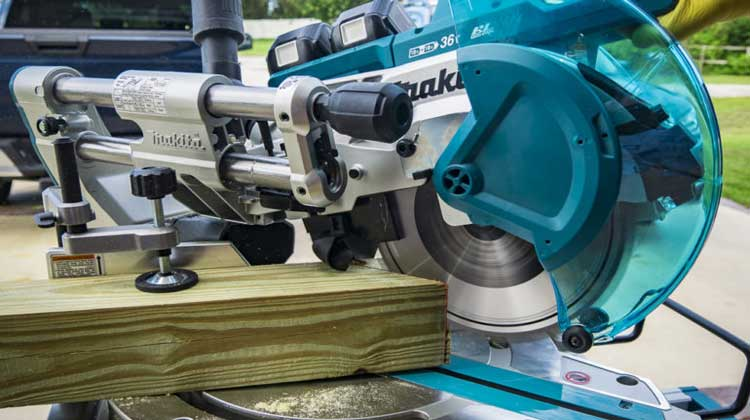 How To Use A Miter Saw Tools Idea